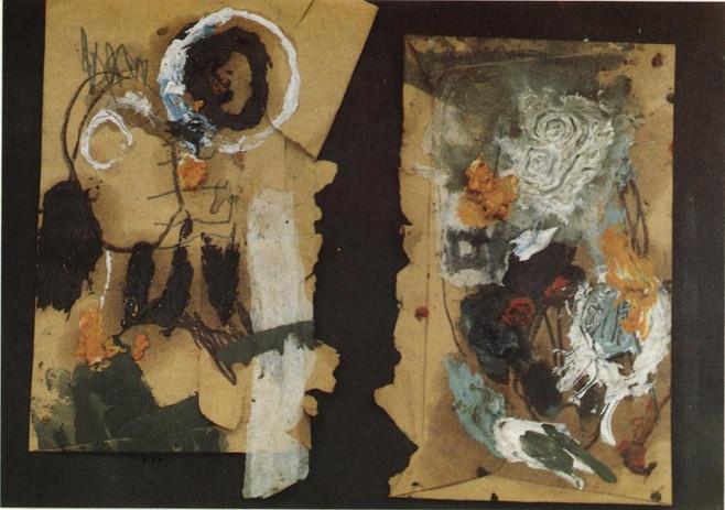 """Painted Envelope"" 1991"