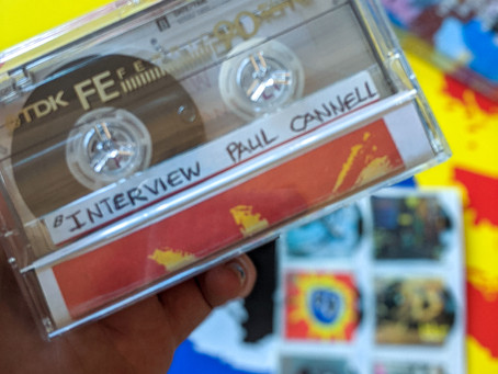interview paul cannell