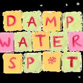Damp Water Spot Title - Izzy Goodhead