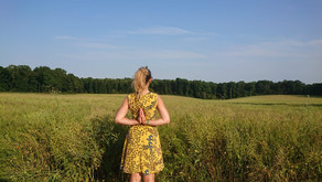 Hello August! Outdoor yoga, free meditation and rest and restore for all