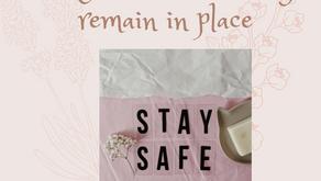 Staying Safe - Updates
