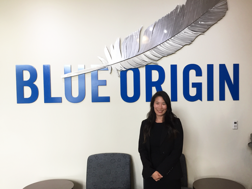 Luna Design and Innovation selected as a Channel Partner for Blue Origin