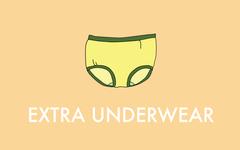 Extra Underwear
