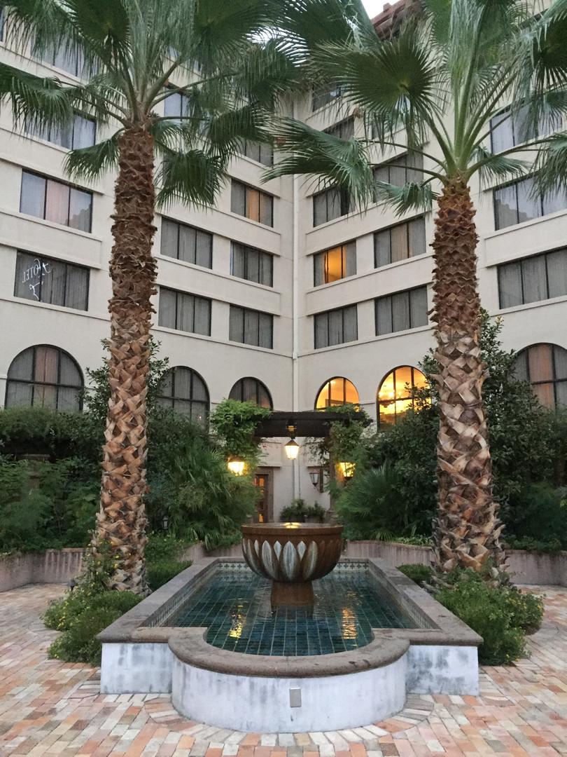 Hotel Encanto, exclusive hotel for VG astronauts