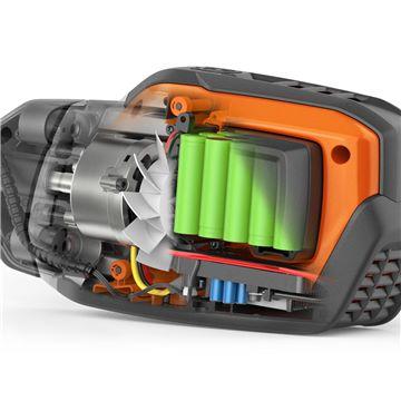 Brushless Etorq Motor