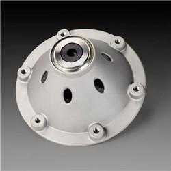 Cast aluminium spindles