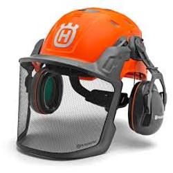 Helmet muff visor kit
