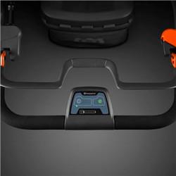Intuitive key pad mower