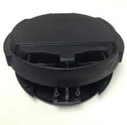 Quick release blade cap