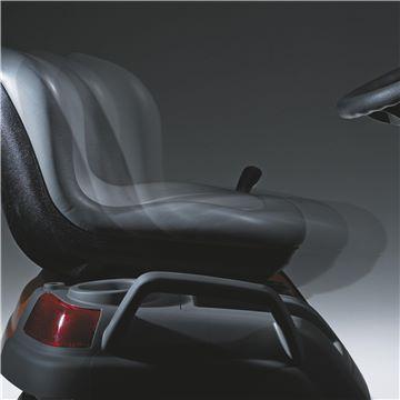 Sliding Angled Seat