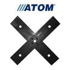 Atom edger blades