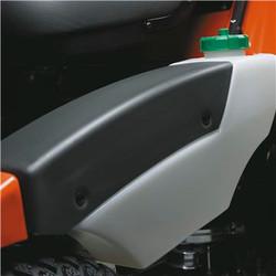 Transparent Fuel Tank