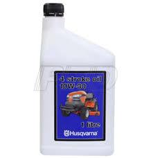 Husqvarna 1 litre 4s oil
