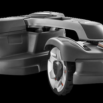 Pivoting rear body design