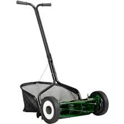 Cleveland hand mower