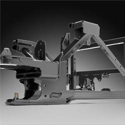 Durable Ladder Frame