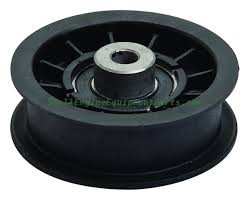 Flat Idler Pulley Small