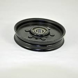Flat Idler Pulley Large