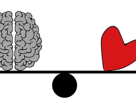 Las parejas felices piensan, pero no piensan como perdices.