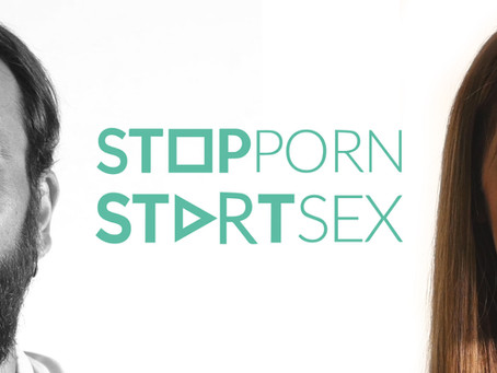 STOP PORN · START SEX