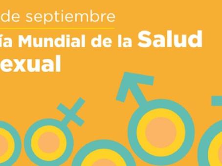 Día Mundial de la Salud Sexual: Una oportunidad para el cambio.