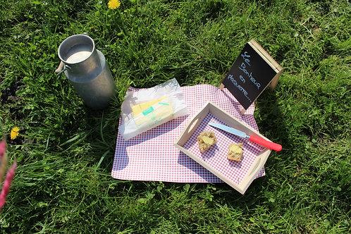 Beurre doux BIO 250 Gr