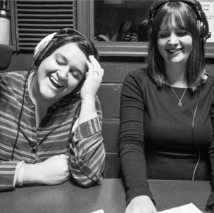 Amy Harmon, '99 and Molly Smith,'15 co-host the Little Sister Radio Show which proudly features the best emerging and established women musicians.  Click for Facebook.