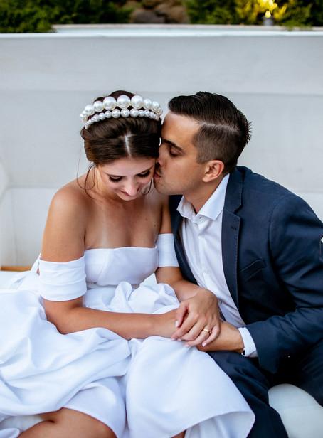 Elopement em Portugal: um casamento à dois.