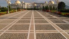 Turkmenistan, Palace