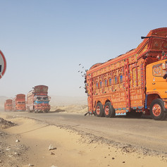 Balochistan between Taftan & Quetta