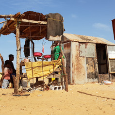 Mauritanian Supermarket