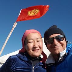 Irina, Kyrgyzstan