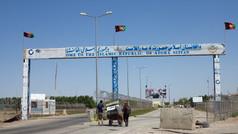 Herat, Afghan border