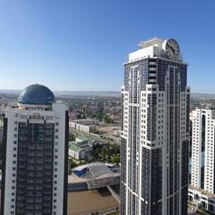 Grozny, Chechnya