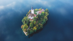 Lake Bled & the Island