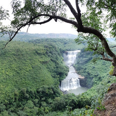 Kambadaga Falls, Guinea