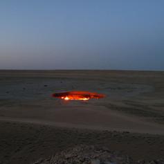 Turkmenistan, Darwaza