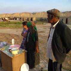 Western Turkmenistan