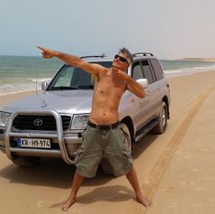 World's Best Beach Drive, Mauritania