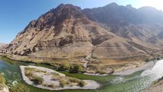 Nakhchivan Border with Iran