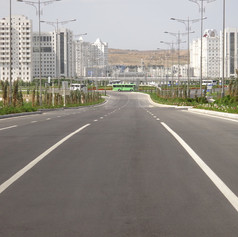Turkmenistan, Ashgabad