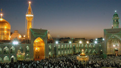 Iran, Mashad