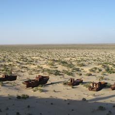 Uzbekistan, Aral Sea