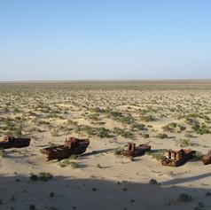 Uzbek, Aral Sea