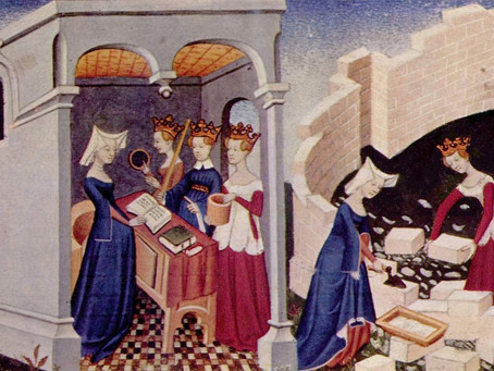 December's Woman of the Month - Christine De Pizan
