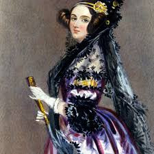 "October's ""Woman of the Month""- Ada Lovelace"