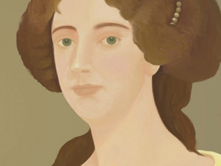 November's Woman of the Month - Aphra behn