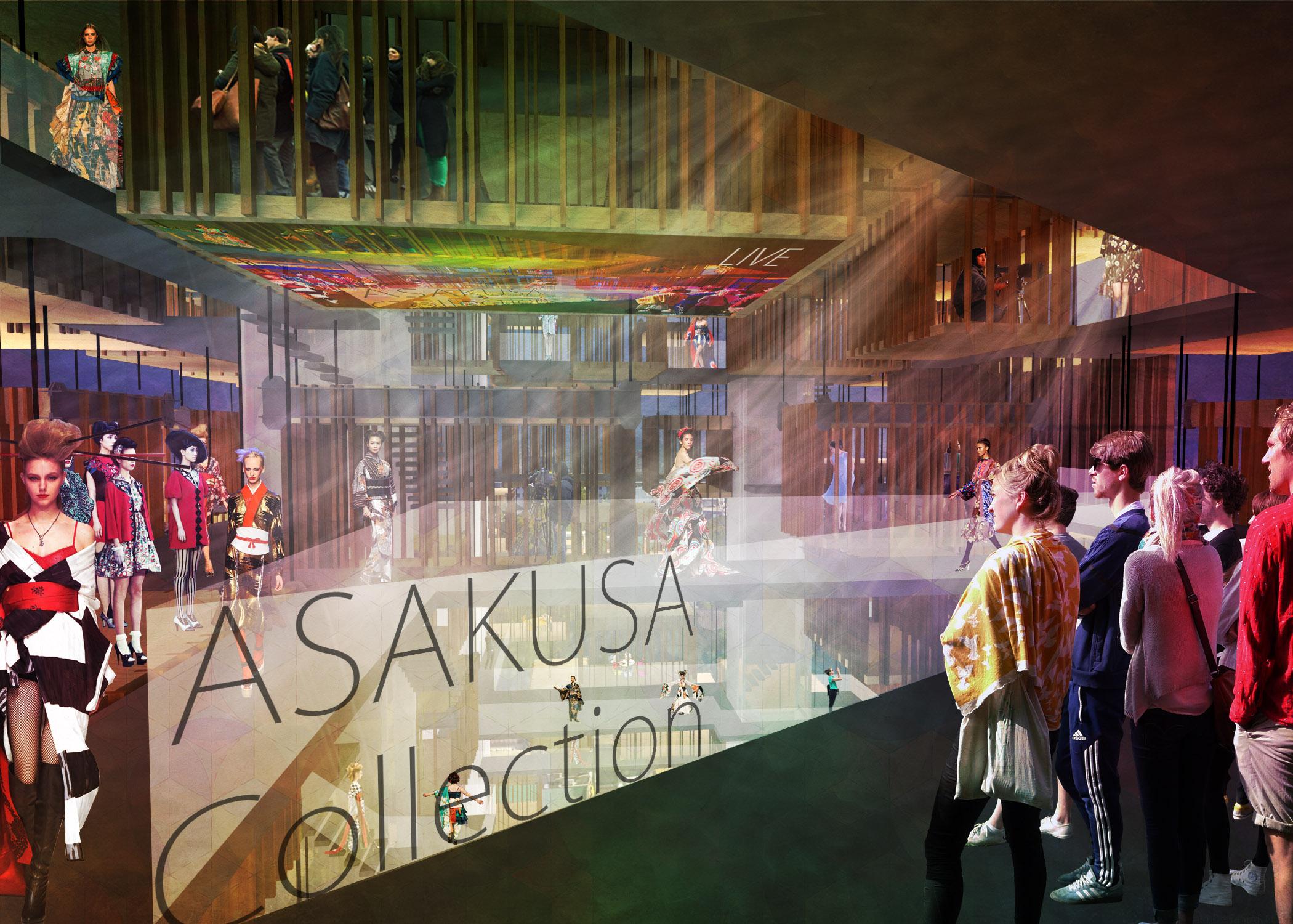 内観 ASAKUSA Collection