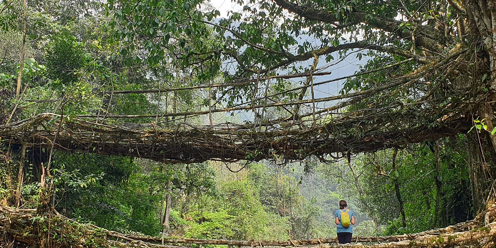 Meghalaya Adventures Women Tour