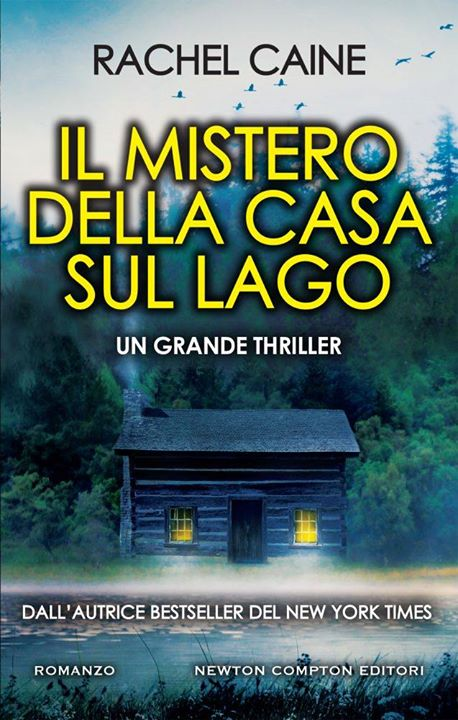 New Book Cover_ Italy_Title_ Il mistero